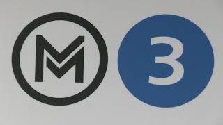 A 3-as metró múltja, jelene és jövője