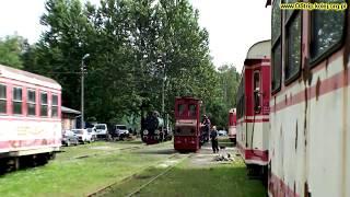preview picture of video '[ Kolejka Rudy Raciborskie ] ponad stuletni Siemens w akcji @ Rudy Raciborskie.'