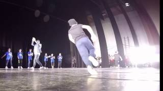 preview picture of video 'Show BluRoyals All Star | Mat & RyZer @ Teatro Comunale Belluno'
