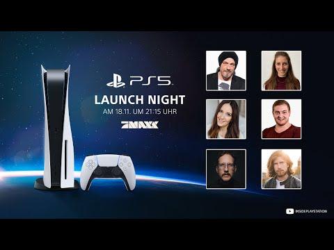 PS5 Launch Night