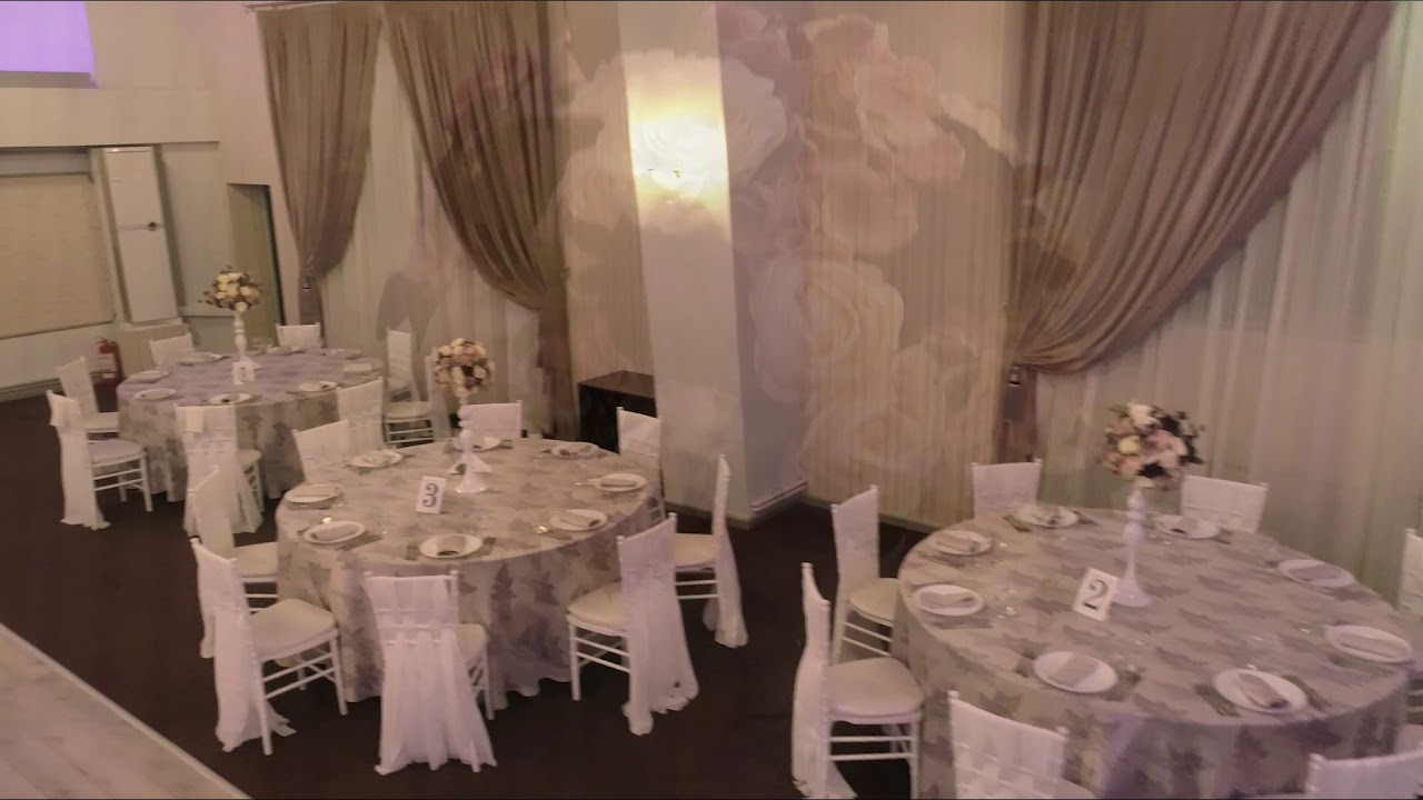 Prezentare salon Safir – Regal Ballroom – Bucuresti – by BWS Events