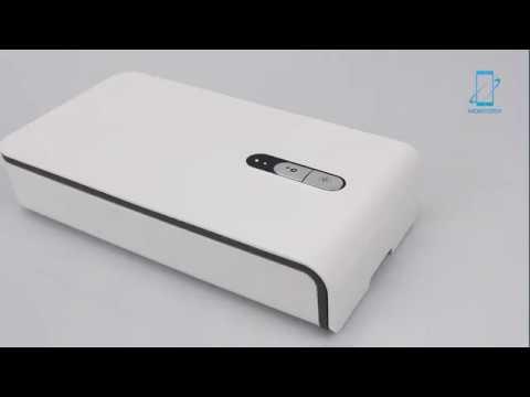Mobile UV Sterilization Box