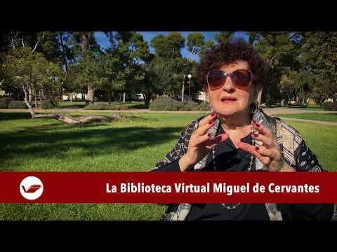 Entrevista a Margo Glantz: La Biblioteca Virtual Miguel de Cervantes