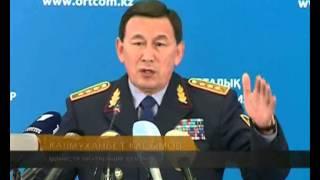 Глава МВД прокомментировал массовую драку у рынка «Артем» в Астане