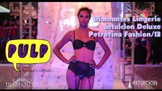 Diamantes Lingerie -  Desfile Para O Petrolina Fashion Edição 2013