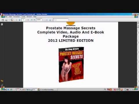 Androgyne für Prostata-Behandlung