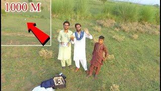 My first Dji phantom 4 vlog in pakistan | Dji phantom 4 range test | Dji done |