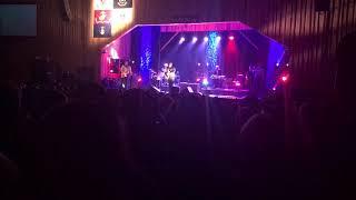 Aaron Lewis Folded Flag Live