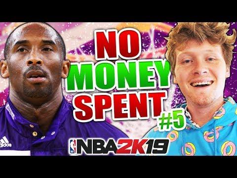 MAMBA TIME!!! NO MONEY SPENT #5 NBA 2K19