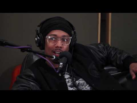 Nick Cannon Full Episode - DJ Envy & Gia Casey's Casey Crew Podcast Full Episode Footage