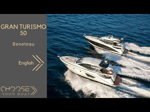 Beneteau Gran Turismo 50video