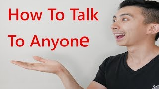 How To Start A Conversation With Someone When You're Shy