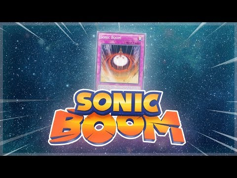 SONIC BOOM!! [Yu-Gi-Oh! Duel Links]