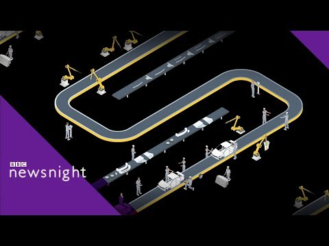Where next for British car manufacturing? - BBC Newsnight
