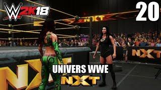 WWE 2K18 - Univers WWE - Épisode 20 (NXT)