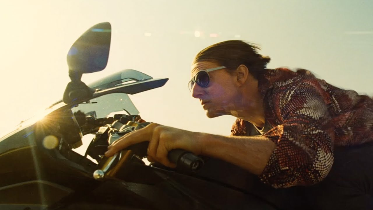 Mission Impossible 5: Here's The First Awesome-Looking Trailer