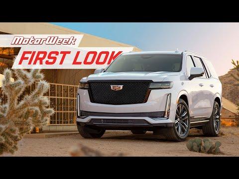 External Review Video tNPaUVgkIGw for Cadillac Escalade SUV (5th Gen)
