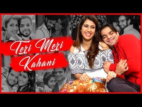 Karan Patel & Ankita Bhargava Love Story   Yeh Hai Mohabbatein
