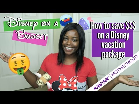 Download Disney on a Budget | Save $ on booking your Disney world vacation | Debt Free Disney Mp4 HD Video and MP3