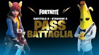 Trailer Stagione 2 Capitolo 2 - Pass Battaglia e Deadpool