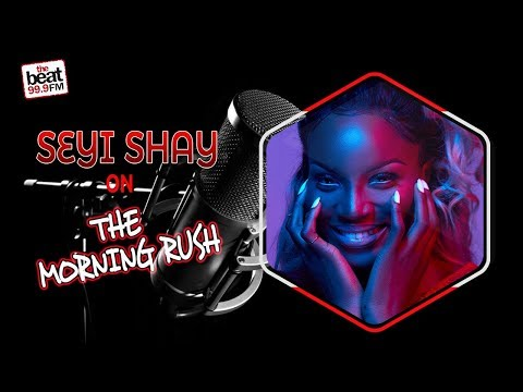 Seyi Shey's Electric Package Review On The Drive Time Show