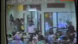 CCTV Bandara Minangkabau Saat Gempa