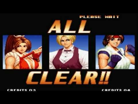 The King Of Fighters 97 - Final Secreto - Mai,King e Yuri - (KOF 94 Females Team)