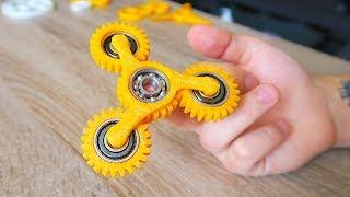 Я СДЕЛАЛ СПИННЕР НА 3D ПРИНТЕРЕ!! DIY SPINNER ON 3D printer!