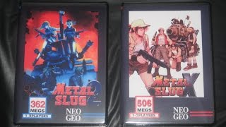 Neo Geo Reviews - Metal Slug 2 & Metal Slug X
