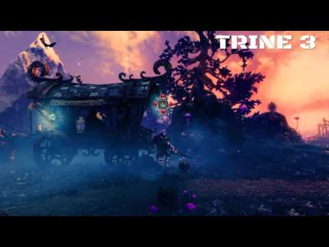 Gameplay de Trine Trilogy
