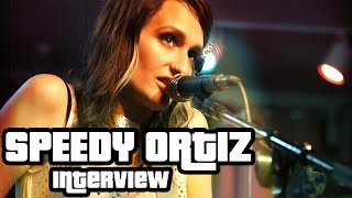 A Day with Indie Rock Band Speedy Ortiz