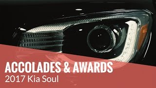 The 2017 Kia Soul – ACCOLADES & AWARDS