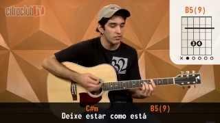 Zóio De Lula - Charlie Brown Jr. (aula De Violão Simplificada)