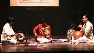 A. Jayadevan - Violin recital on Swathi Kriti, Vihara manasa