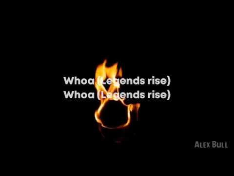 Godsmack - When Legends Rise (Lyrics) - Alex Bull