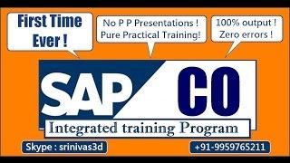 SAP CO Online Training