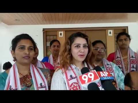 Kakinada Janasena Party Eram Khan Janasenani