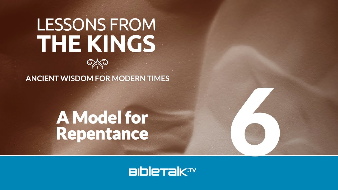 6. A Model for Repentance