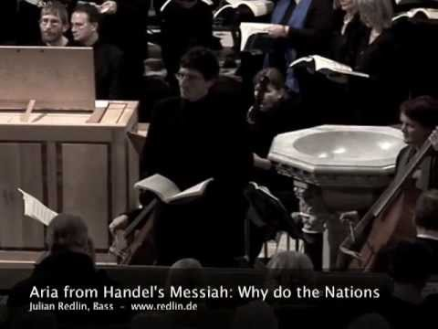 Юлиан Редлин<br/> Гендель, «Мессия»