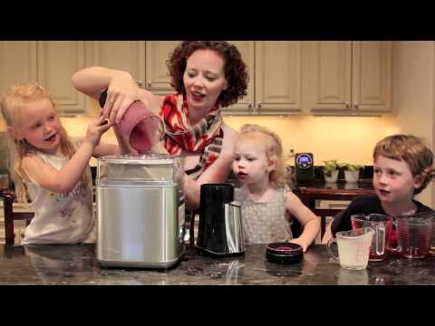 Video Cuisinart Ice Cream