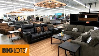 BIG LOTS SHOP WITH ME HOME FURNITURE SUMMER DECOR FARMHOUSE SHOP WITH ME SHOPPING STORE WALK THROUGH