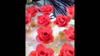 24karat Gold Dipped Roses - The Mystery Uncovered