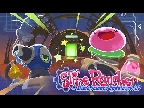 Slime Rancher - Slime Science Update Trailer thumbnail