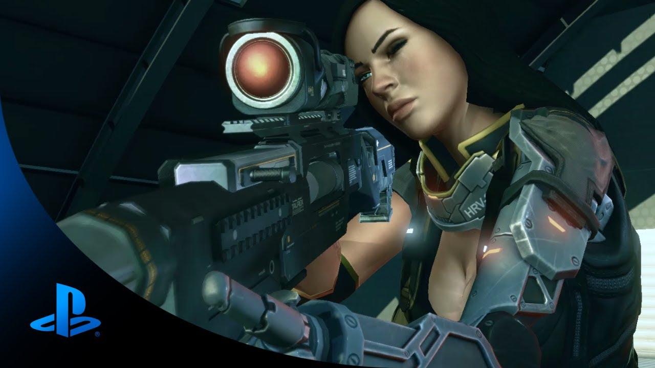 New Trailer: FPS + F2P + PS4 = Blacklight Retribution