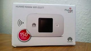 06: Huawei E5377 LTE-Hotspot Erfahrungen (4K)
