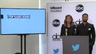 Top Radio Song Finalists - BBMA Nominations 2015