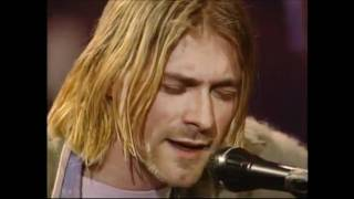 Nirvana - Pennyroyal tea (Unplugged in new york 1993)