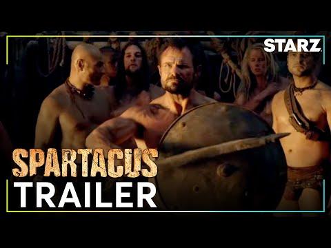 Spartacus: Vengeance | Longform Trailer | STARZ