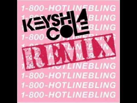 Keyshia Cole - Hotline Bling [Remix] (Drake)