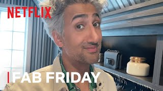 Fab Friday with Tan France | Queer Eye | Netflix
